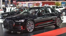Chi tiết Audi A8L giá hơn 5,8 tỷ đồng tại Thái Lan, chờ ngày về VN