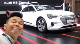 Đánh giá nhanh xe điện Audi E-Tron: Đối thủ sừng sỏ của Tesla