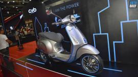 Xem trước xe điện Vespa Elettrica sắp ra mắt thị trường Việt Nam