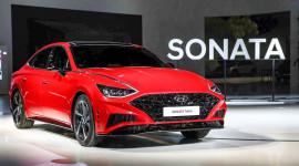 Hyundai Sonata Turbo 2020 chính thức ra mắt, thiết kế thể thao hơn