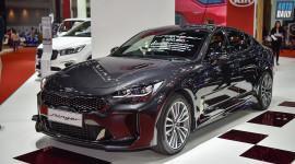 Diện kiến Kia Stinger GT Line - Xe thể thao kiểu Hàn Quốc