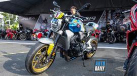 Honda CB1000R Plus 2018 độ khủng của Biker Sài Gòn
