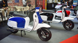 Royal Alloy Grand Prix - xe ga phong cách cổ điển giá từ 57,6 triệu