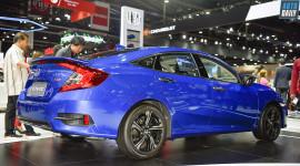 Ảnh chi tiết Honda Civic RS 2019 sắp bán tại Việt Nam