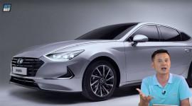 Hyundai Sonata 2020 đẹp như Aston Martin, Camry và Accord phải dè chừng