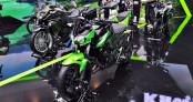 Kawasaki Z400 2019 có giá hơn 5.800 USD tại ĐNÁ, chuẩn bị về Việt Nam