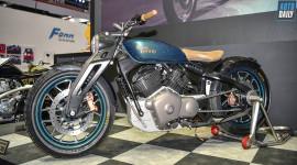 Royal Enfield KX 838 Concept - Hồi sinh một huyền thoại