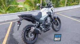 Ảnh chi tiết Honda CB500X 2019 tại Việt Nam