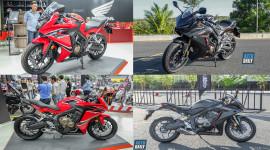 So sánh thông số kỹ thuật của Honda CBR650F 2018 và CBR650R 2019