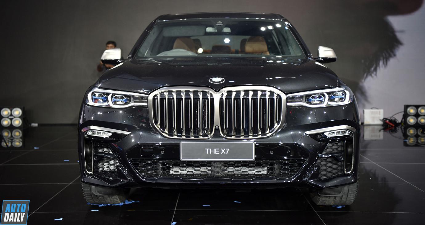 SUV hạng sang BMW X7 bị triệu hồi vì lỗi ghế ngồi