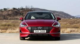 Ảnh chi tiết Hyundai Sonata 2020 hoàn toàn mới