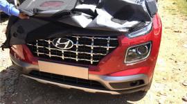 Hyundai Venue – Đàn em Kona rò rỉ hình ảnh trước ngày ra mắt