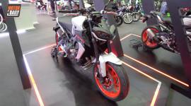 Moto PKL - Chi tiết Yamaha MT-09 2019: Đối thủ của Kawasaki Z900