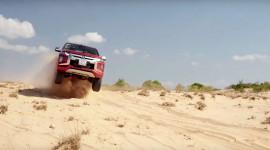 Đánh giá Mitsubishi Triton 2019 Offroad: Đủ sức so kè với Hilux và Ranger