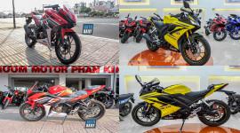 Chọn Honda CBR150R 2019 hay Yamaha YZF-R15 V3 2018?