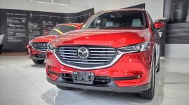 Mazda CX-8 ra mắt tại Việt Nam vào tháng 6, đấu Hyundai SantaFe