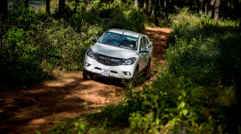 Mazda BT-50 chiếm vị trí số 2 phân khúc bán tải