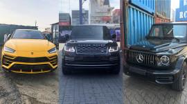 Đại gia Long An chi 50 tỷ tậu 3 siêu SUV đình đám tại Việt Nam
