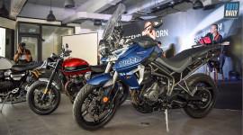 Xế phượt Triumph Tiger 800 2019 ra mắt tại VN, giá từ 349 triệu