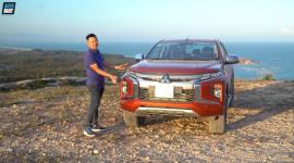 Đánh giá Mitsubishi Triton 2019 Onroad: Đẹp, hầm hố, hợp đô thị