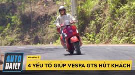 4 yếu tố giúp Vespa GTS chiếm trọn tình yêu của nhiếp ảnh gia