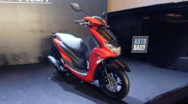 Xe tay ga thể thao giá rẻ Yamaha FreeGo 125 ra mắt tại VN