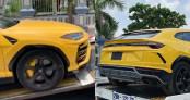 Đại gia Long An nhận Lamborghini Urus hơn 20 tỷ đồng