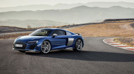 Audi R8 2020 chốt giá từ 170.000 USD
