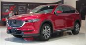 Lộ giá bán dự kiến Mazda CX-8 tại Việt Nam từ 1,15 tỷ đồng