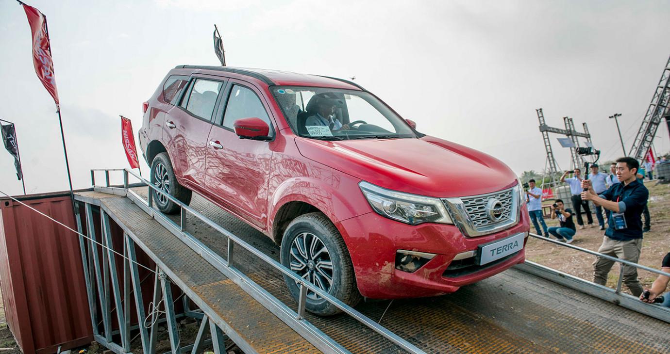 Tháng 4: Nissan Việt Nam ưu đãi lớn, giảm giá tới 60 triệu đồng