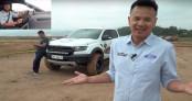 Đua xe giành phần thưởng 1 chiếc Ranger Raptor giá 1,2 tỷ đồng