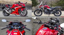 Honda CBR400R và CB400X 2019 chính thức trình làng