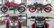 Dưới 85 triệu, chọn Yamaha FZ-150i hay Honda CB150R StreetFire 2019?