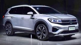 Volkswagen tung concept SUV 7 chỗ hoàn toàn mới