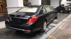 Chủ tịch tập đoàn FLC tậu Mercedes-Maybach S600 Pullman triệu đô