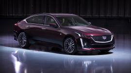 Cadillac CT5 2020: Đẹp hoàn hảo, cạnh tranh với BMW 5-Series