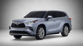 Toyota Highlander 2020 lộ diện: Cảm hứng từ RAV4