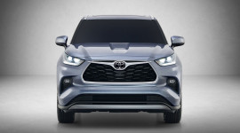 Ảnh chi tiết Toyota Highlander 2020