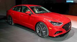 Hyundai Sonata 2020 chính thức ra mắt thị trường toàn cầu