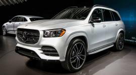 "Ra mắt Mercedes-Benz GLS 2020: ""S-Class của dòng SUV"""
