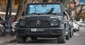 Vua địa hình Mercedes-AMG G63 Edition 1 2019 hơn 13 tỷ của đại gia HN