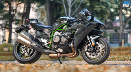 Siêu môtô Kawasaki Ninja H2 siêu lướt giá 850 triệu tại Hà Nội