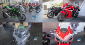 Chọn Kawasaki Ninja 400 2019 hay Honda CBR500R 2019?
