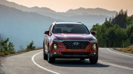 Huyndai Santa Fe lọt Top 10 ô tô có nội thất tốt nhất năm 2019