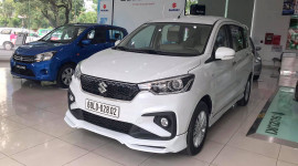 Chi tiết Suzuki Ertiga 2019 bản AT giá 549 triệu, đấu Xpander tại VN