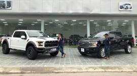 Cầm 5 tỷ, chọn Ford F-150 Limited hay F-150 Raptor?