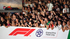 Vé xem F1 ở Việt Nam có giá từ 1,75 triệu đồng