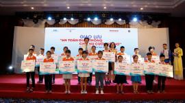 """HVN tổ chức lễ trao giải Hội giao lưu """"An toàn giao thông cho nụ cười trẻ thơ"""""""