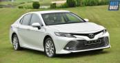 Toyota Camry 2019 nhập Thái lộ giá bán chỉ 1,029 tỷ