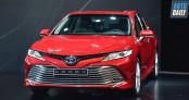 Giá lăn bánh các phiên bản Toyota Camry 2019 tại Việt Nam